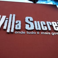 Photo taken at Villa Sucreé Pães e Doces by Jonathas S. on 8/17/2012