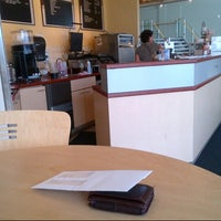 Photo taken at TechTown Cafe by Mayer T. on 8/24/2012