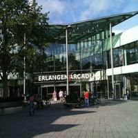 Photo taken at Erlangen Arcaden by Andy on 8/25/2012
