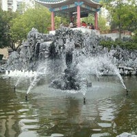 Photo taken at Lai Chi Kok Park 荔枝角公園 by Angeli M. on 2/26/2012