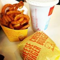 Photo taken at McDonald's by Iris C. on 8/5/2012