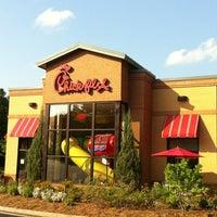 Photo taken at Chick-fil-A by Drewski G. on 6/26/2012