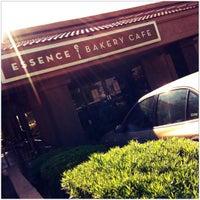 Photo taken at Essence Bakery Café by Christopher K. on 8/9/2012
