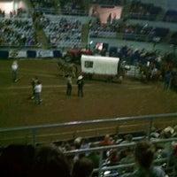 Photo taken at Burton Coliseum by Hobin S. on 2/4/2012