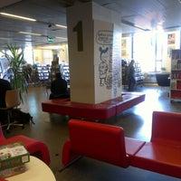 Photo taken at Kirjasto 10 by KW on 7/20/2012