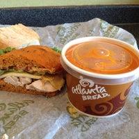 Photo taken at Atlanta Bread Company by Michael R. on 6/16/2012