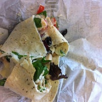 Photo taken at Quiznos by Della M. on 5/7/2012