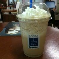 Photo taken at Coffee Heaven by Yulia L. on 7/13/2012