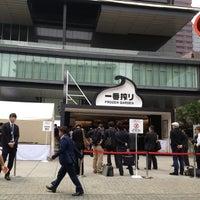 Photo taken at Tokyo Sankei Building by Hiroyuki M. on 5/17/2012
