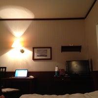 Photo taken at SORAT Hotel Ambassador Berlin by Harry M. on 6/23/2012