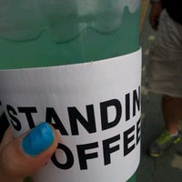 Photo taken at STANDING COFFEE by Regina S. on 7/2/2012