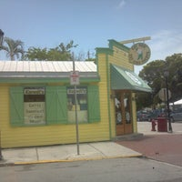 Photo taken at Kermit's Key West Key Lime Shoppe by Richard S. on 7/18/2012
