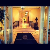 Photo taken at The Ritz-Carlton New Orleans by Joshua M. on 5/8/2012