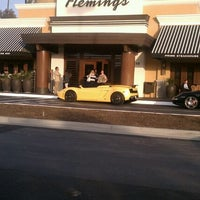 Photo taken at Fleming's Prime Steakhouse & Wine Bar by Shannon on 4/7/2012