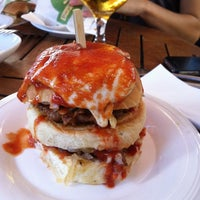 Photo taken at Jumbo Burger by K Esra C. on 9/9/2012
