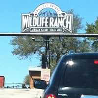 Photo taken at Natural Bridge Wildlife Ranch by Dusty L. on 3/3/2012