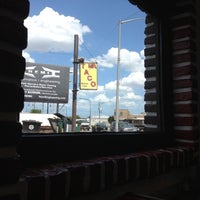 Photo taken at Mr. Taco by Lauren S. on 6/20/2012