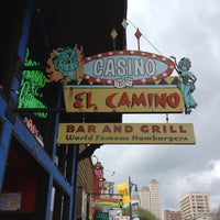 Photo taken at Casino El Camino by Katie K. on 3/15/2012