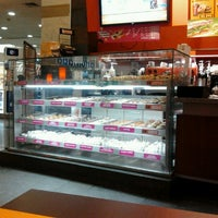 Photo taken at Dunkin' Donuts by Andre B. on 8/20/2012