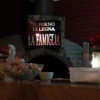 Photo taken at La Famiglia by Monica B. on 9/2/2012