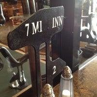 Photo taken at Seven Mile Inn by Wayne M. on 9/5/2012