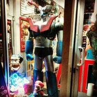 Photo taken at Toy Tokyo by Yari A. on 8/25/2012