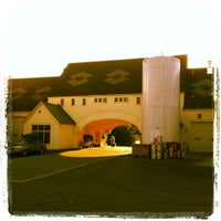Photo taken at Brewery Ommegang by Mike T. on 9/2/2012