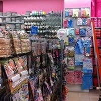 Photo taken at Daiso by Satkuru on 5/19/2012