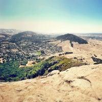 Photo taken at Bishop Peak (The Summit) by Bryan S. on 7/15/2012