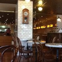 Photo taken at Devotion Cafe Hilton Bogota by Rafael C. on 8/1/2012