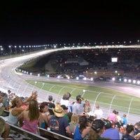 Photo taken at Atlanta Motor Speedway by Bryan H. on 9/3/2012