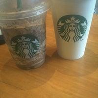 Photo taken at Starbucks by Matt D. on 8/9/2012