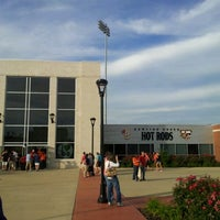Photo taken at Bowling Green Ballpark by Clay P. on 6/12/2012