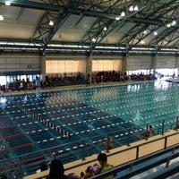 Photo taken at Nassau County Aquatic Center by Ellen C. on 5/12/2012