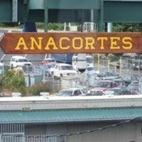 Photo taken at Anacortes Ferry Terminal by Carla J. on 6/11/2012