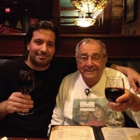 Photo taken at Barnaby's Steakhouse by Stephanie B. on 4/25/2012