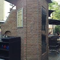 Photo taken at Café Anvers by Dan G. on 7/4/2012