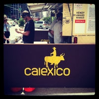 Photo taken at Calexico Cart by Angel M. on 7/3/2012