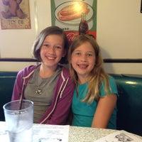 Photo taken at Great Scott Diner by Matt W. on 7/16/2012