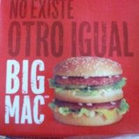 Photo taken at McDonald's by Maximiliano C. on 6/9/2012