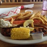 Photo taken at Crab Trap by John P. on 5/21/2012