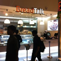 Photo taken at Bread Talk by Allen T. on 8/3/2012