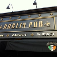 Photo taken at The Dublin Pub by James W. on 5/5/2012