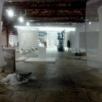 Photo taken at ZERO1 Garage HQ by danielle s. on 9/11/2012