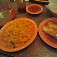 Photo taken at Little Mexico by Erin D. on 2/15/2012