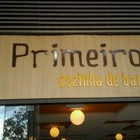 Photo taken at Primeiro Cozinha de Bar by Guto N. on 6/14/2012