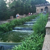 Photo taken at Meridian Hill Park by Laura M. on 7/5/2012