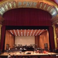 Photo taken at Teatro Degollado by Mr. Moustache on 6/29/2012