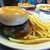 Photo taken at Steak 'n Shake by Samantha L. on 2/10/2012
