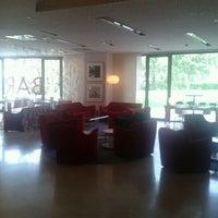Photo taken at Sant Cugat Hotel & Restaurant by Gimeno S. on 4/14/2012